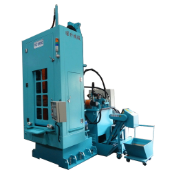 Table-Up Vertical Hydraulic Broaching Machine